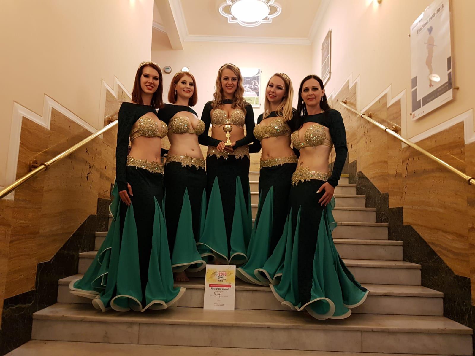 Let's Dance Praha 2018
